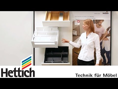 arcitech-drawer-assortment:-technical-briefing-by-hettich