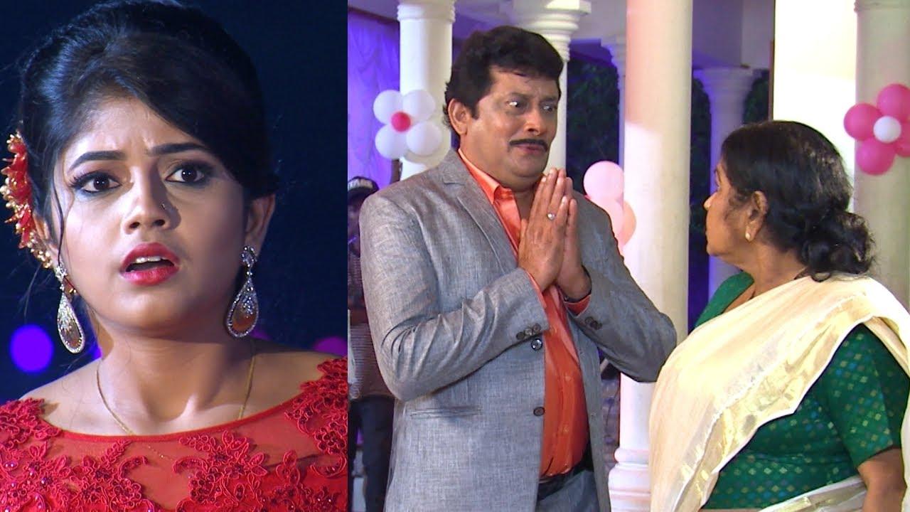 Thatteem Mutteem EPI 40 - Finally its wedding time! | Mazhavil Manorama