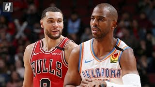 Oklahoma City Thunder vs Chicago Bulls - Full Highlights | February 25, 2020 | 2019-20 NBA Season