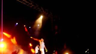 andy y lucas concierto en algeciras (playa)