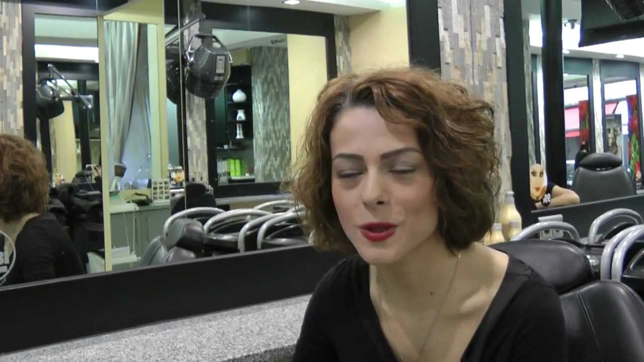 Waschen Schneiden Föhnen Ein Tag Im Friseursalon Youtube