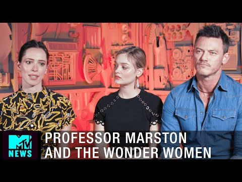 Download Youtube: The Origins of Wonder Woman in 'Professor Marston And The Wonder Women'   MTV News
