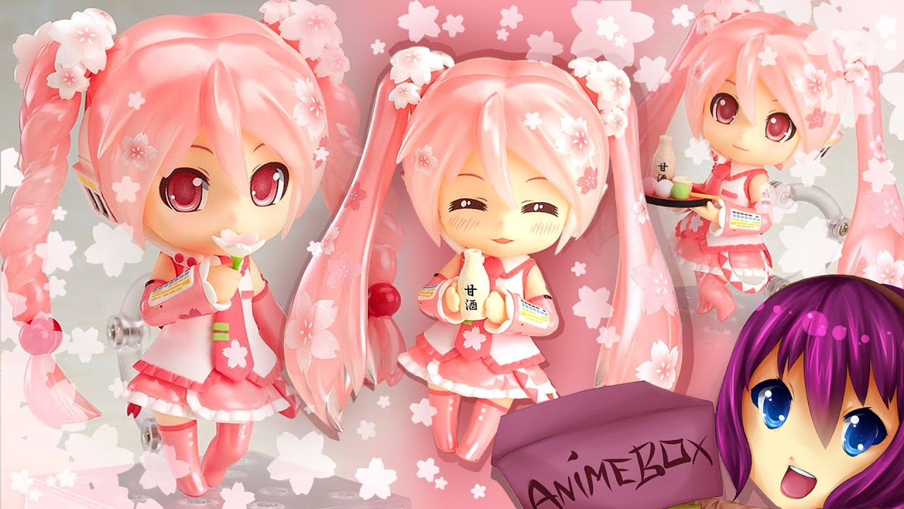 Figure Review Nendoroid Sakura Miku Bloomed In Japan Ver No 500