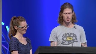 Michael Harding and Bek Houghton - Float Conference 2016