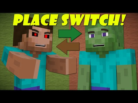 Thumbnail: If Players And Zombies Switched Places - Minecraft