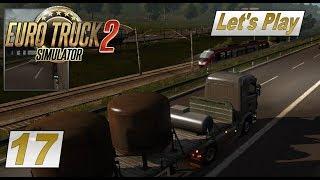 ETS2 #17 Die Ware gerade noch rechtzeitig geliefert #Euro Truck Simulator 2 #deutsch #HD #LKW fahren