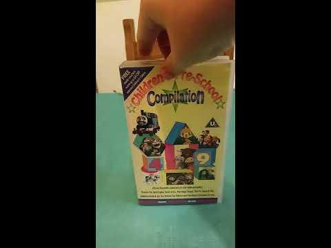 Review Of Children's Pre School Compilation Video