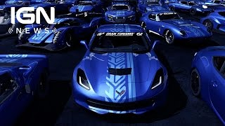 Gran Turismo Sport Gets Release Date - IGN News
