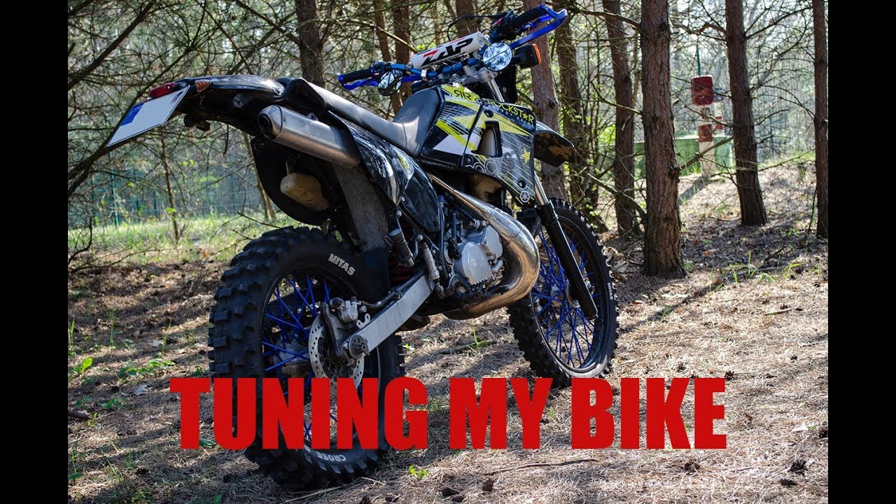 How to Derestrict a Yamaha DT 125 X/RE by JackS