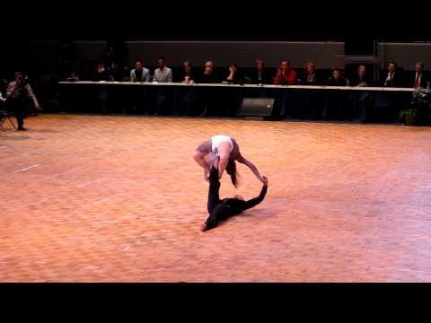 Trevor Guthrie & Sydney Jensen Cabaret Final