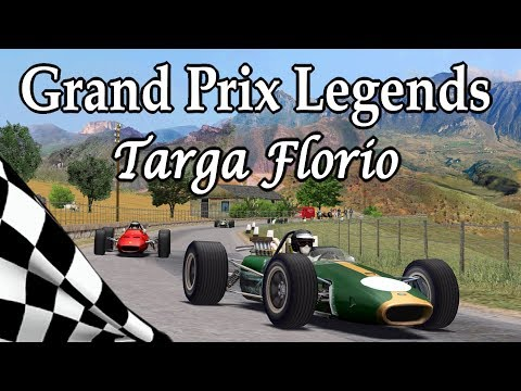 Grand Prix Legends - Targa Florio 1967 Formula One