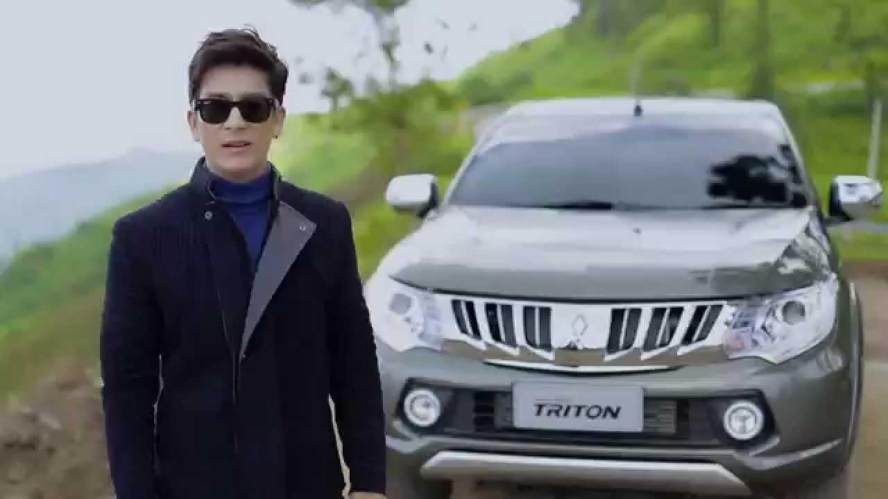 All New Mitsubishi Triton Youtube