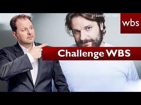 Muss Gronkh Wahlwerbung zeigen? | Challenge WBS Rechtsanwalt Christian Solmecke
