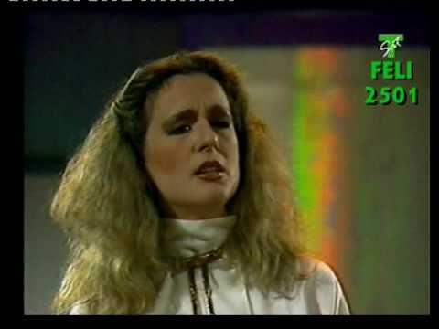 Loretta Goggi - Notti d'agosto (video 1980)