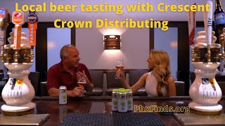 Top 5 Local Beers: Crescent Crown Distributing and Phx Finds!