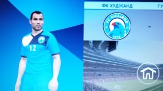 PES 2016: FC Khujand In AFC Champions League