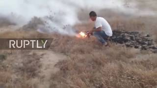 State of Palestine: Clashes escalate at deadly Gaza protest