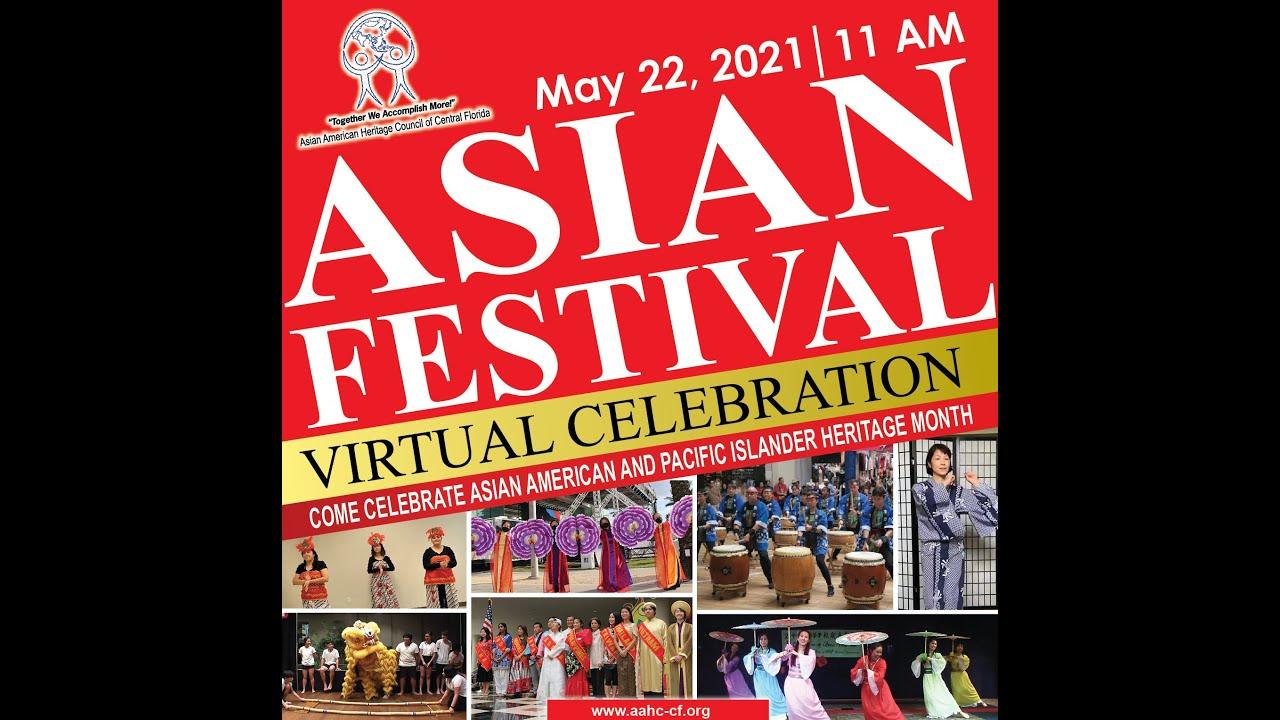 Download Asian Festival 2021 Virtual Celebration