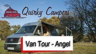 Camp Quirky 2018 - Van Tour - Angel