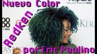 Mi Nuevo Look Por Eric Paulino || REDKENPR