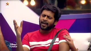 Bigg Boss Tamil Season 4  | 12th October 2020 - Promo 2
