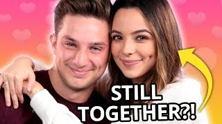 Vanessa Merrell and Christian Seavey Tell All About Their Relationship *your questions answered