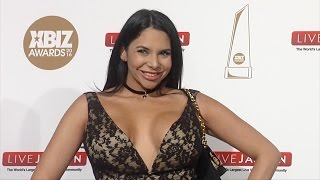 Missy Martinez XBIZ Awards 2016 Red Carpet Fashion