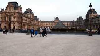 Улицы Парижа весной 2014 года(Снимал прогуливаясь по Парижу весной 2014 года., 2014-10-18T06:39:43.000Z)