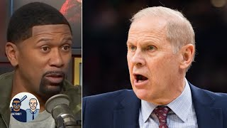 Jalen Rose on John Beilein's 'thugs' comment: The cover-up is worse than the crime | Jalen & Jacoby