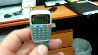 Наручний годинник-калькулятор Kenko KK-628 з магазину Tinydeal.com