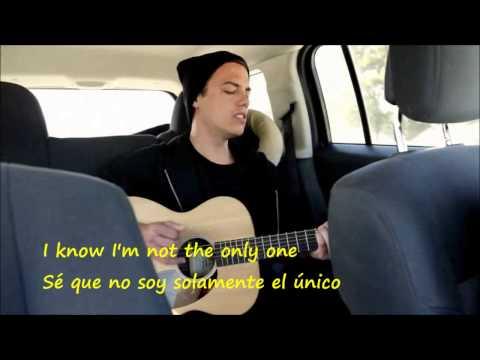 Leroy Sanchez - I'm not the only one cover traducida lyrics