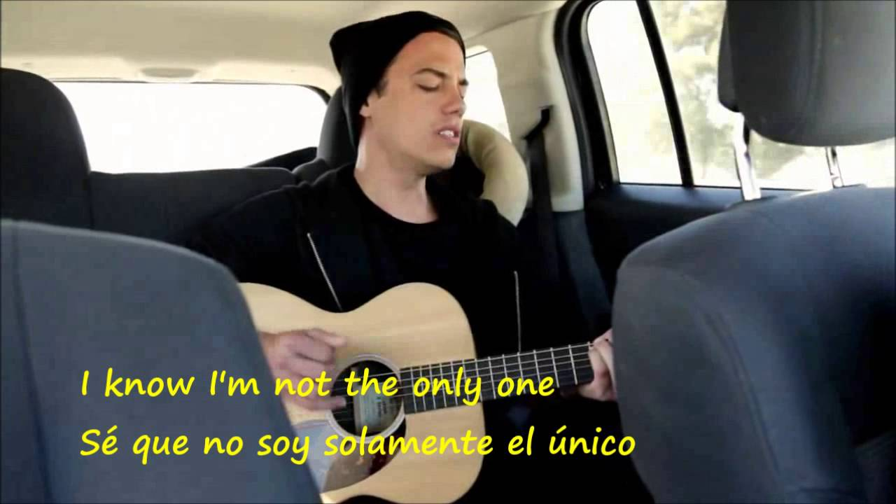 Im not the only one cover