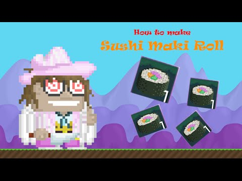 How To Make Rice Growtopia