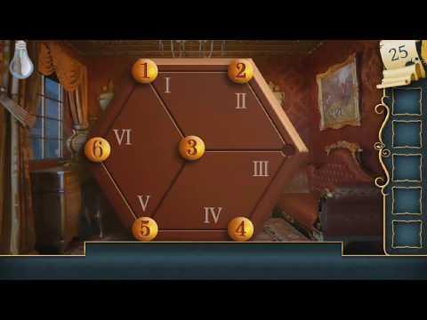Дом головоломок - Побег - 100 дверей (16- 38 ур.). 25 бомбящий уровень пройден!!!!