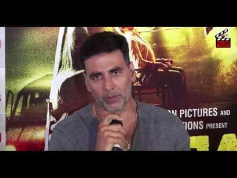 Gabbar |  Akshay Kumar | Shruti Haasan | Krish | Keep Calm and watch the interview !!!