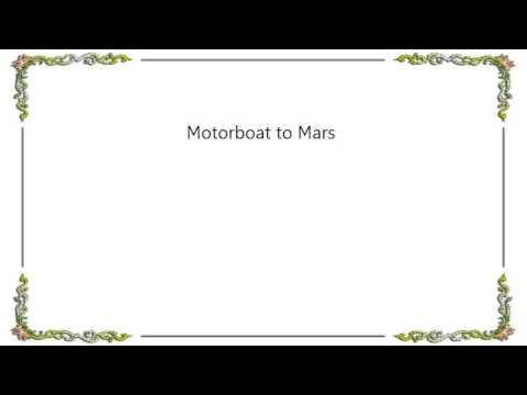 Chicago - Motorboat to Mars Lyrics