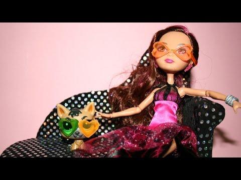 видео: Как сделать очки для кукол и лпс своими руками.cómo hacer gafas para muñecas y lps con sus manos