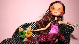 Как сделать очки для кукол и лпс своими руками.Cómo hacer gafas para muñecas y LPS con sus manos