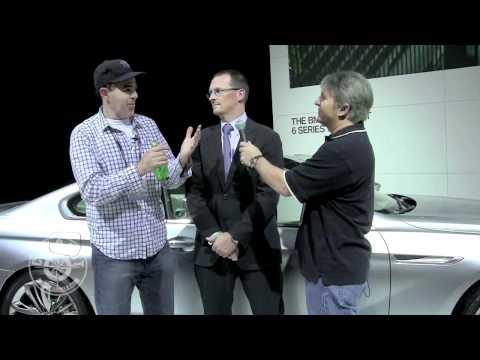 CarCast's Adam Carolla and Sandy Ganz at the 2010 LA Auto Show Pt. 2