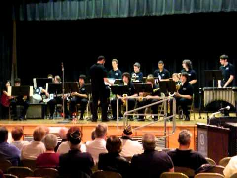 Harborfields Jazz Band - Jazz Ct- Little Sunflower, Freddie Hubbard (04/02/12)