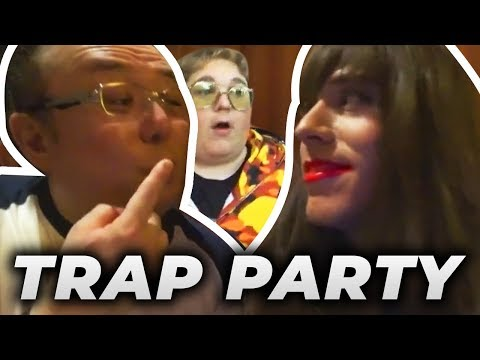 We Can Communicate With Love - Trap Party With Andy Milonakis