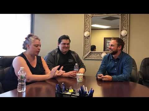 Heather and Christian Testimonial