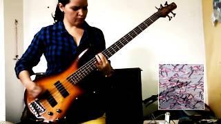 Deftones - Phantom Bride - Bass Cover