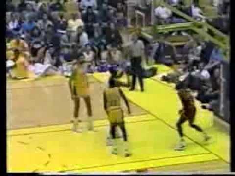 Bernard King (40pts) vs. Lakers (1990)