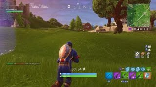 Fortnite Rocket launcher kill