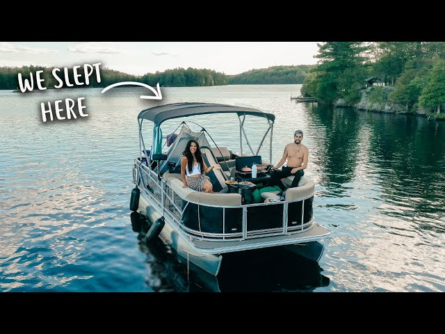 BOAT LIFE: We Moved Aboard!