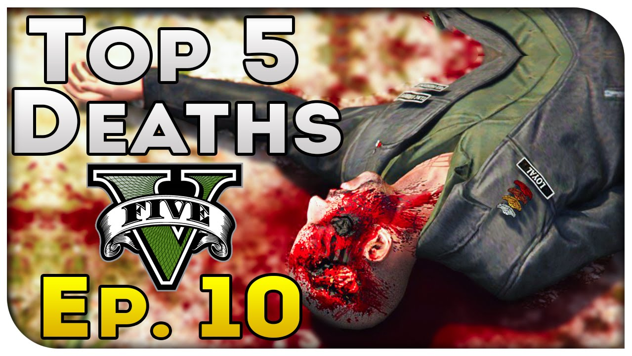 Top 10 Deaths of the Week in GTA 5! (Episode #50) [GTA V Funny & Awesome  Deaths] by Saintsfan