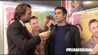 Intervista a Raoul Bova protagonista del film Nessuno mi può giudicare