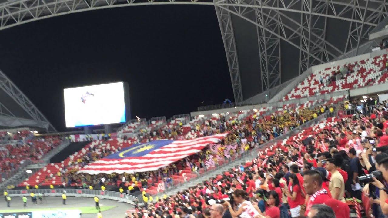 Aff Suzuki Cup 2014 Singapore Vs Malaysia National