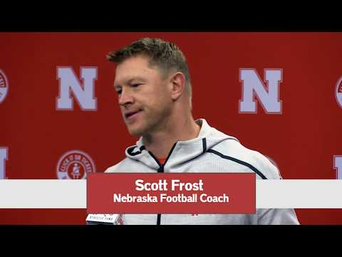 Scott Frost address the media  - Full Comments - Spring Practice Press Conference (3/5/19)
